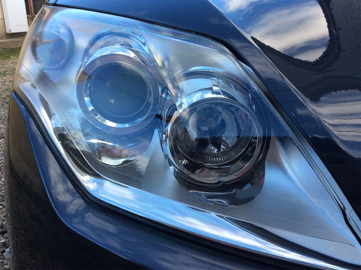 remplacement optiques de phare